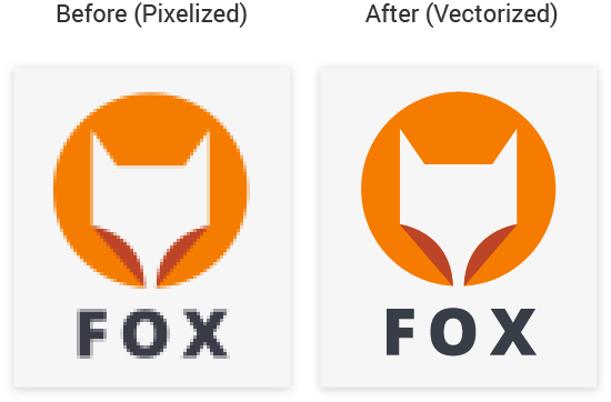 convert logo to vector